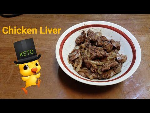 Pan Fied Chicken Liver Recipe