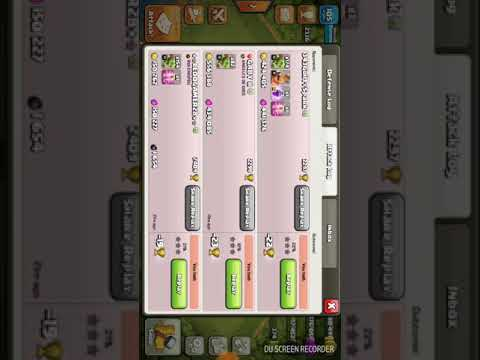 Best strategic attack in (CLASH OF CLANS)with goblins