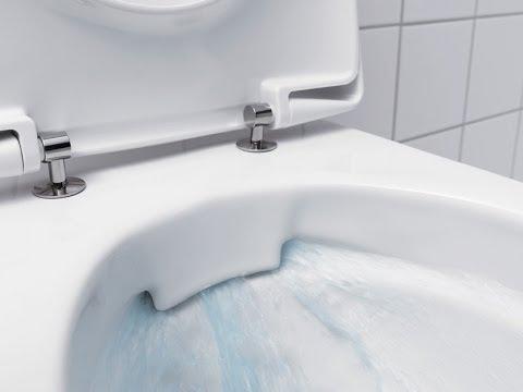 sp lrandloses wc die toilette ohne rand. Black Bedroom Furniture Sets. Home Design Ideas