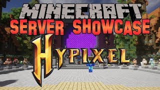 Minecraft Server Showcase | Hypixel | SAVE THE BEST FOR FIRST? [1]
