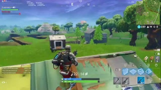 Fortnite Battle Royale, Lets try to get a win