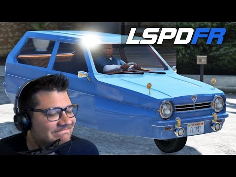 LSPDFR E149 - Can a Reliant Robin Get Away?   Chase Me