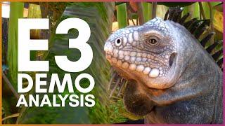 🦁 IGUANAS! Full Demo Analysis   Planet Zoo Update
