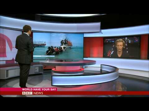 BBC World Have Your Say: Lampedusa Migrant Boat Disaster & US Government Shutdown