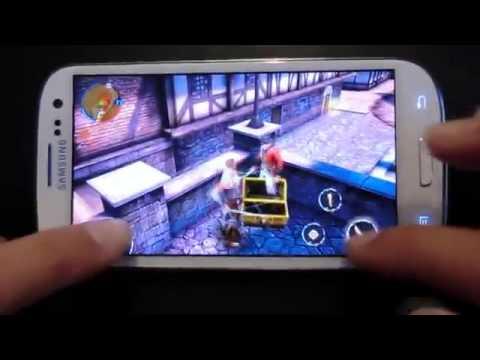 Лучшие HD игры на андроид 2013