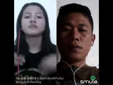 Duet smule batak 'Bunga ni Holong'