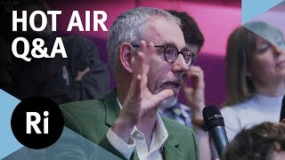 Q&A: The Physics of Hot Air - with Shaun Fitzgerald