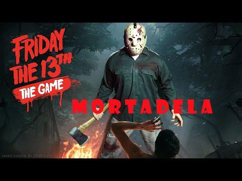 Jason Boladão ▶ ****ta feira 13th - FRIDAY THE 13th: THE GAME