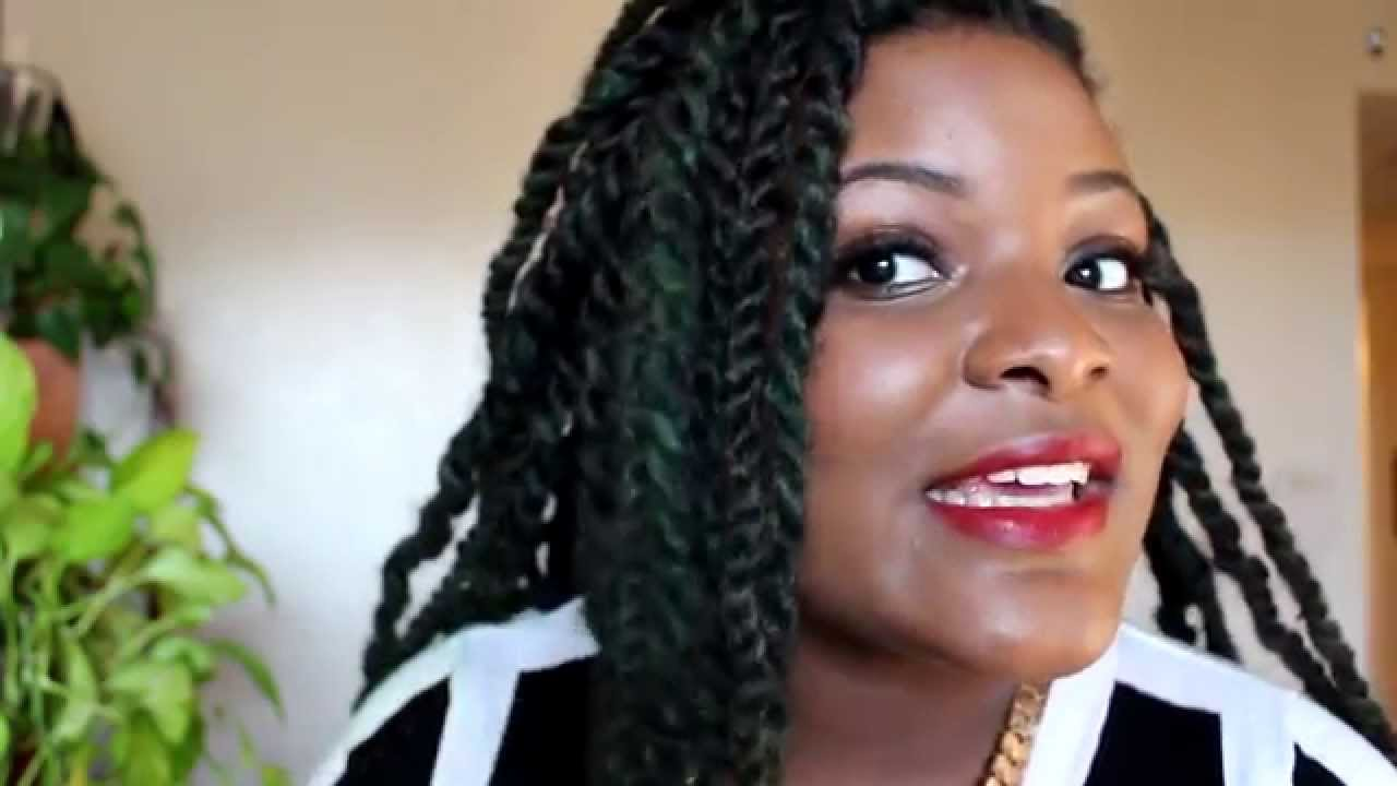 How To Dye Synthetic Hair Marley Twists YouTube