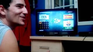 Umboxing FIFA STREET ps3