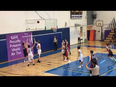 Lucas Meyring Junior Year Basketball Highlights 2017-18