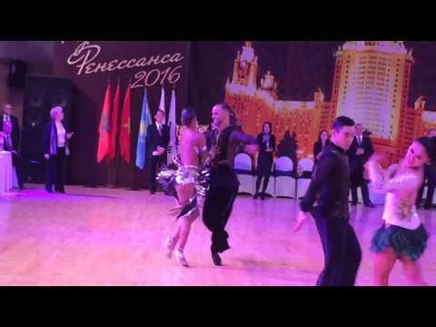 Oganian Artashes  & Shkarpetko Anastasia  SAMBA