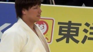 JUDO 七戸龍 × 田中大貴 全日本柔道選手権2013-429