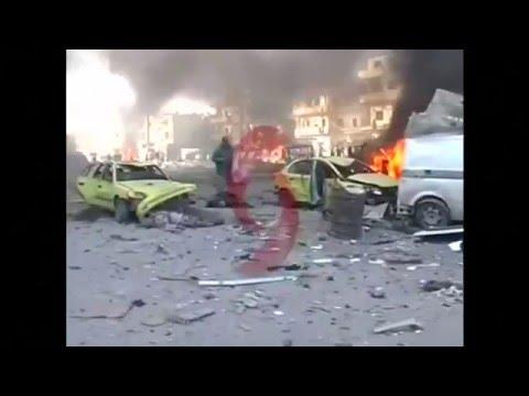 As Syria ceasefire looms, 46 killed in Homs blasts
