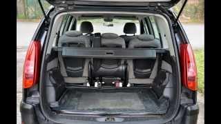 Peugeot 807 2013 Videos