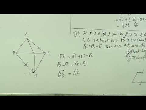 PROBLEMS OF VECTORS & 3D GEOMETRY