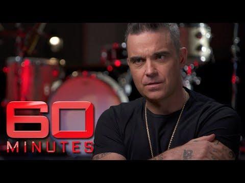 Robbie Williams pays tribute to George Michael | 60 Minutes Australia