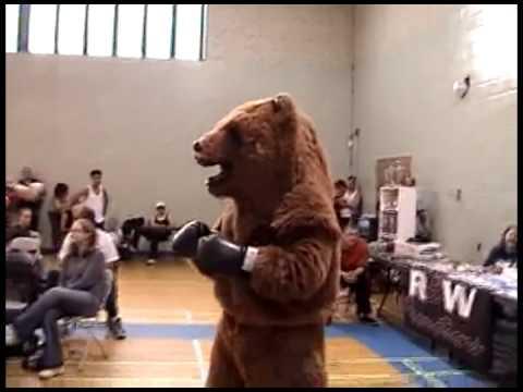 boxing joe grizzly vs fortified hooligan