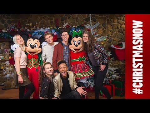 CHRISTMAS NOW | Officiële muziekvideo | Disney Channel NL