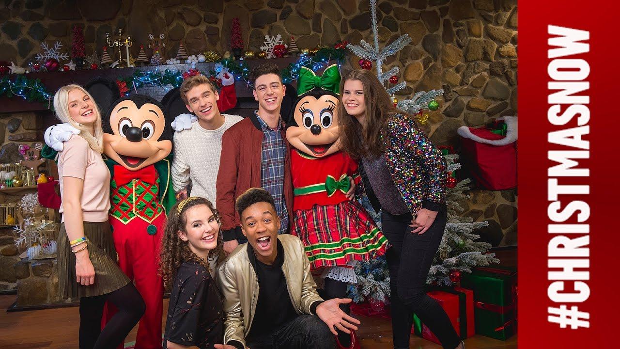 christmas now officile muziekvideo disney channel nl youtube - Disney Channel Christmas