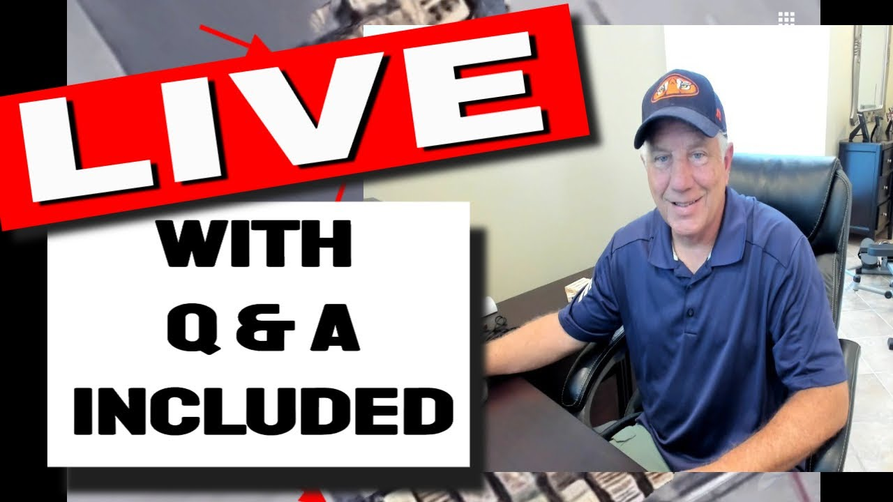 How to Find the Right Side Hustle - LIVE RECORDING on The Simplest Biz Pallet Business
