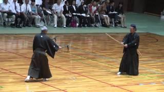 Nito Shinkage Ryu Kusarigama Jutsu 二刀神影流鎖鎌術