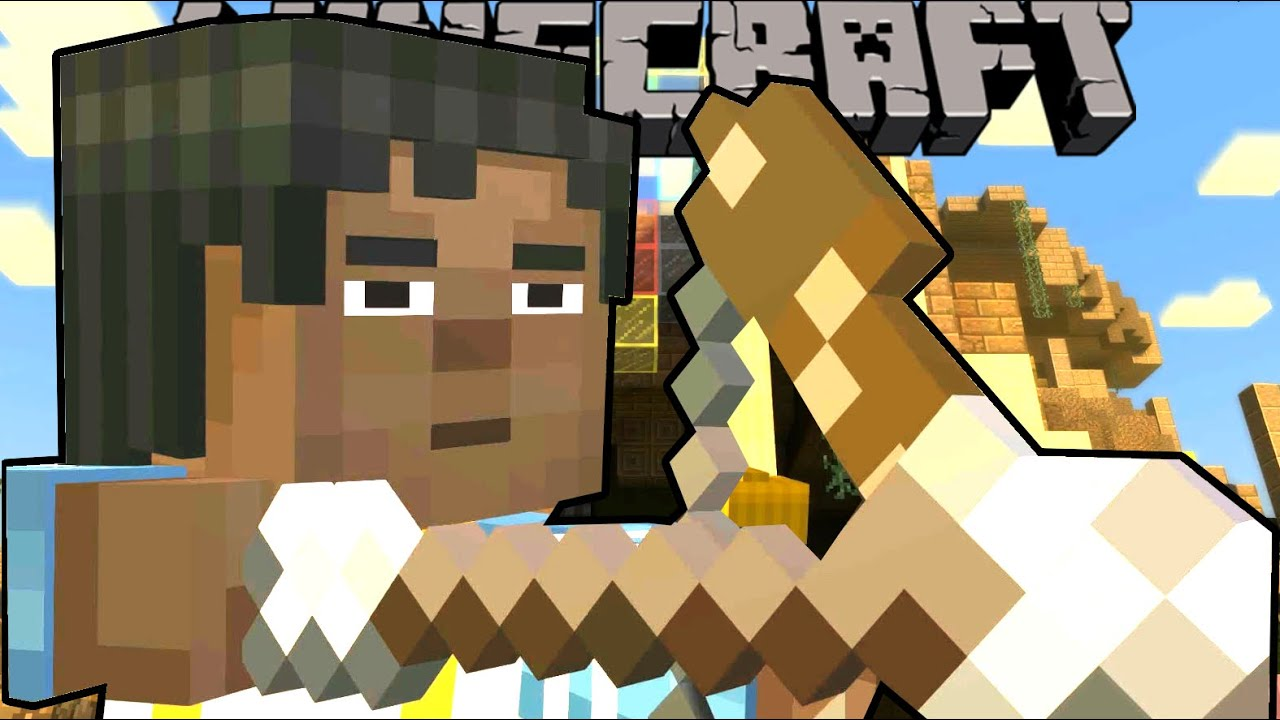 Minecraft STORY MODE CAN WE SURVIVE THE TRAP 4