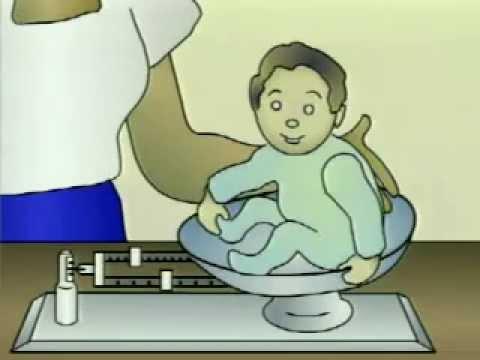 nutrición adecuada en niños