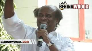 Rajinikanth meets fans - Rajini Birthday 2012 -  BEHINDWOODS.COM