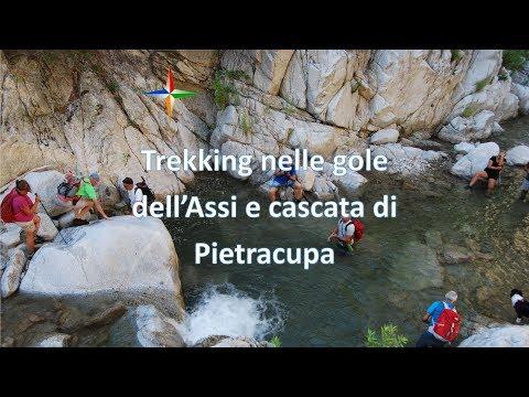 Trekking nelle gole dell'Assi e cascata di Pietracupa