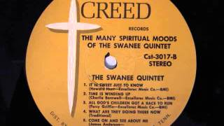 The Swanee Quintet- All God
