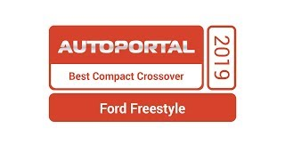 Autoportal Best Compact Crossover 2019 – Ford Freestyle