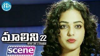 Malini 22 Movie Climax Scene || Nithya Menen || Krish J Sathaar || Naresh || Sripriya