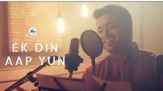 Ek Din Aap Yun Cover- Yes Boss | Akshit Gogia| Classic Song| SRK & Juhi Chawla|WhatsApp Status