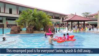 New Swimming Pool with Pirate Theme Wet Playground at SAFRA Yishun Country Club