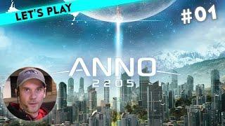 [1/5] Let's Play Anno 2205 mit Dennis | Luxusforderungen des Volks | 10.12.2015