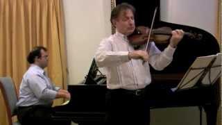 Rondino de Kreisler - Bernardo Bessler, violino
