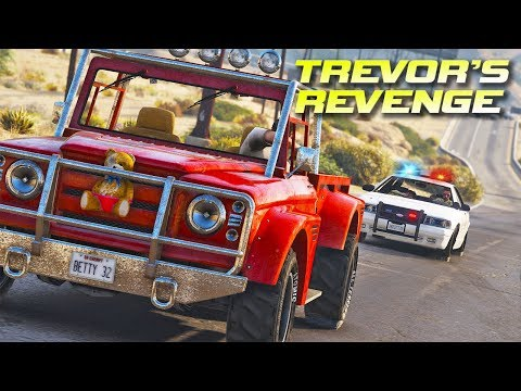 """Trevor's Revenge"" - GTA 5 Action Movie"