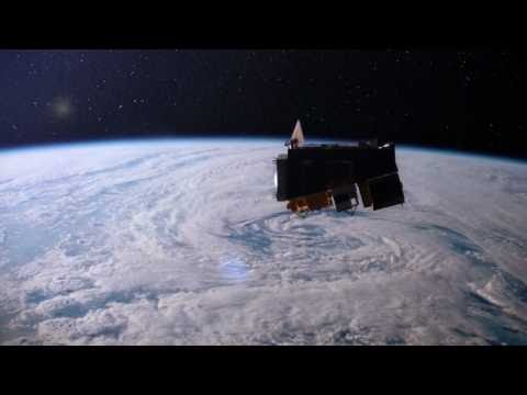 NPOESS Preparatory Project - Satellite Rendition