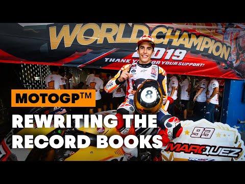 8 Defining Moments in Marc Marquez's Career   MotoGP 2019
