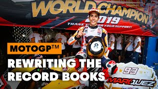 8 Defining Moments in Marc Marquez's Career | MotoGP 2019
