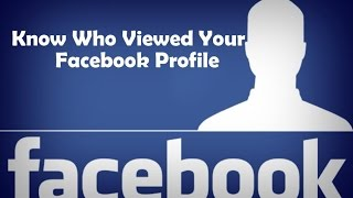 Comment savoir qui visite le plus ton profile facebook par classement