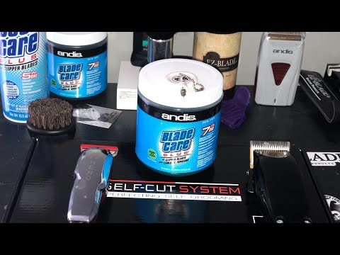 HOW TO DEEP CLEAN, SANITIZE, AND OIL BARBER CLIPPERS