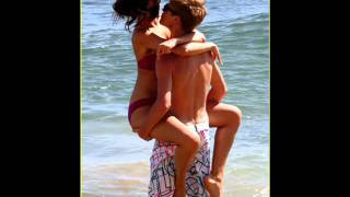 justin bieber and selena gomez new photos on the beach 2011