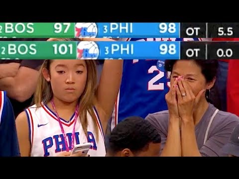 76ers Multiple Last Second Turn Overs | Collapse Against Boston Celtics | 0-3 Deficit In the Series