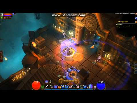 Torchlight 2 100 Engineer-summoner Hardcore-Elite NG3+  105 Map