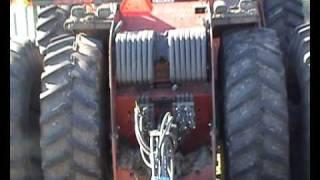 Biggest tractor in New Zealand