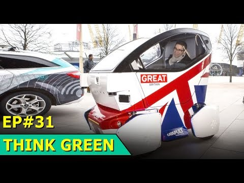 Uk Driverless Taxis | Ideal Home Energy | Eco-Friendly Farm | Think Green : Episode 31