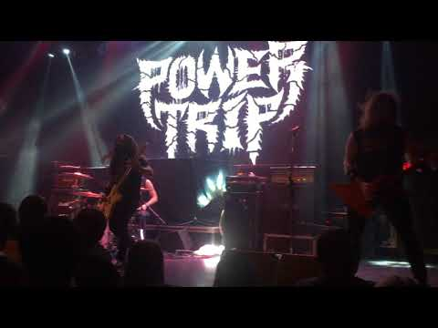 Power Trip - Soul Sacrifice & Executioner's Tax (Live @ London Music Hall 2017)
