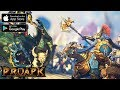 Warhammer Age of Sigmar Realm War Android Gameplay
